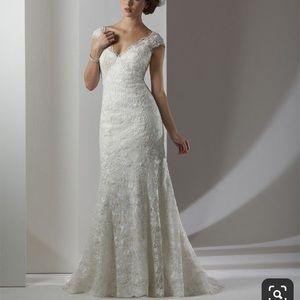 Essence Collection #8305 wedding dress.
